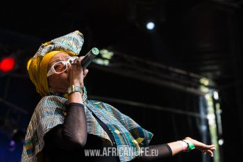 Marcia Griffiths @ Reggae Jam 2013, Interview, Videos, Photos