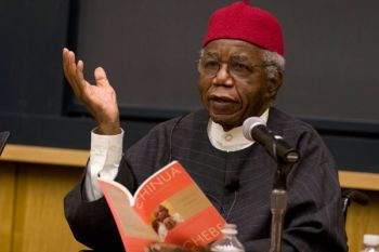 Nigeria: Prof Chinua Achebe has passed on