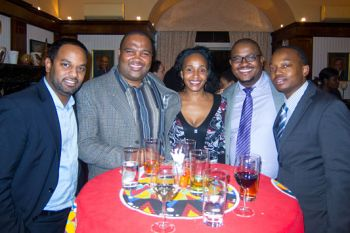 South African Embassy farewell