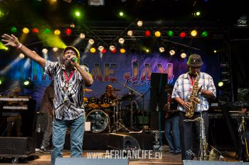 John Holt @ Reggae Jam 2013, Video, Photos
