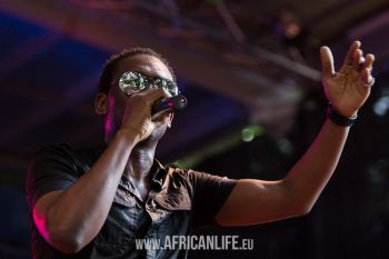 Busy Signal @ Reggae Jam 2013, Video, Photos