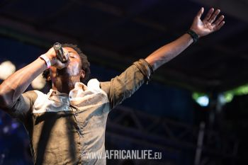 Romain Virgo @ Reggae Jam 2013, Video, Photos